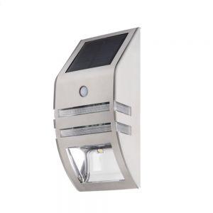 LED-Solar-Wandleuchte Soper PV-SE mit Bewegungsmelder mit Bewegungsmelder, 80°, 7,0 m, 1 min., 0 sec.