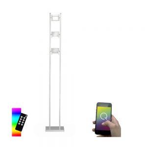 LED-Stehleuchte Q®-Vidal, ZigBee kompatibel