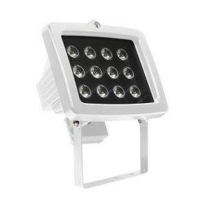 LED-Strahler mit 12 Power LEDs in Weiß