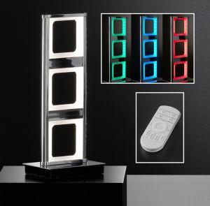 LED-Tischleuchte Leiter RGBW