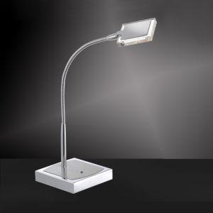 LED-Tischleuchte mit RGB / dimmbar / Fernbedienung