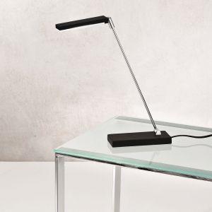 LED-Tischleuchte Niki Schwarz oder Weiß - Kippbar