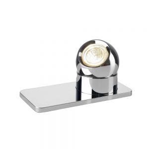 LED-Tischleuchte Tarly aus Aluminium