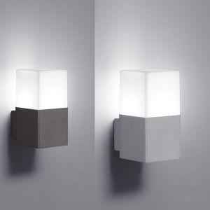 LED-Wandleuchte 1-flg. mit LED 1 x 4 Watt in zwei Farben