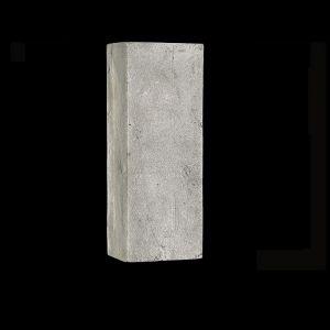 LED-Wandleuchte, Nickel-antik, Up&Down, modern, Oberfläche antik