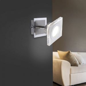 LED-Wandspot Kovi mit Switchmo® Dimmer Technologie