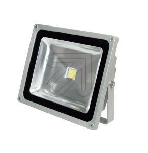 LED-Wandstrahler Claro 50W mit integriertem Netzgerät für 230V Netzanschluss