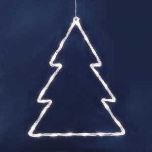 LED-Weihnachstbaum aus Acyrl