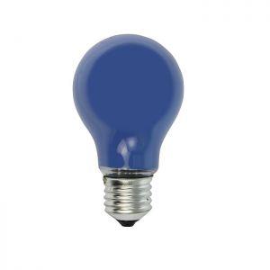 Leuchtmittel A60 25 W  E27 Classic A  in Blau blau