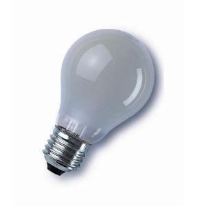 Leuchtmittel, Classic, E27, 100W Watt, matt, A60