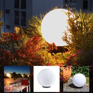 LHG Kugelleuchte, Gartenlampe, D = 30 cm, ohne Kabel, dekorativ