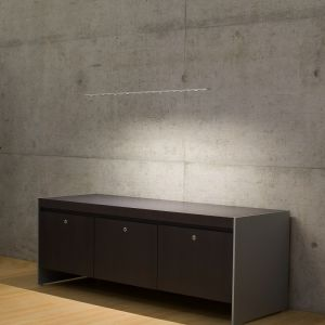 Liin LED-Pendelleuchte Anax Color Change 102 cm