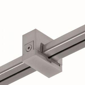 Magnetline Befestigung Metall in silber matt oder chrom