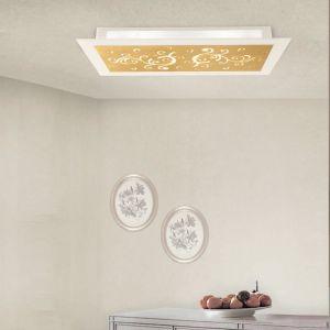 Metall-Ornamentik attraktive LED-Deckenleuchte