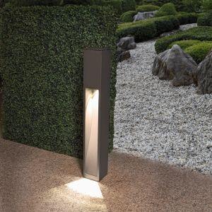 LHG Mit einseitigem Lichtaustritt Gartenleuchte Höhe 75 cm