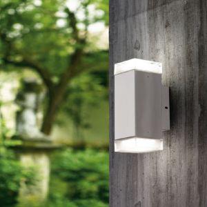 Moderne LED Wandleuchte Up&Down, LED 2x 2,5 Watt