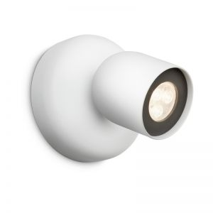 Moderne LED-Strahlerserie - Aluminium - Wandspot 1-flammig - Weiß