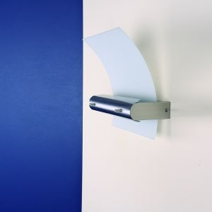 LHG Moderne Wandleuchte zur indirekten, blendfreien Ausleuchtung, inklusive  Leuchtmittel