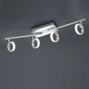 Moderner LED-Deckenstrahler Corland - 4-flammig 4x 5 Watt, 81,00 cm