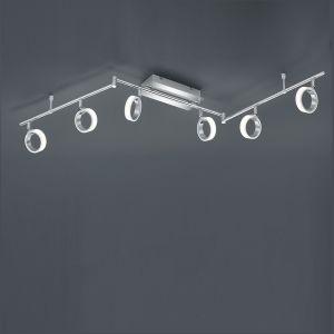 Moderner LED-Deckenstrahler Corland - 6-flammig