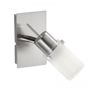 Moderner LED-Wandspot - 1-flammig