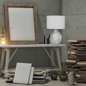Ovale Tischleuchte Legend - 2 Farben- 2 Größen