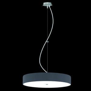 Pendelleuchte Alea Schiefer, Acrylglasabdeckung, 50 cm 3x 46 Watt, 50,00 cm