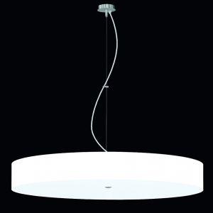 Pendelleuchte Alea Weiß, Acrylglasabdeckung, 50 cm 3x 46 Watt, 50,00 cm