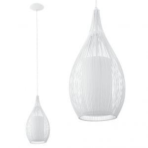 Pendelleuchte, Weiß, LED geeignet, modern weiß