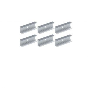 Plug & Shine LED Stripe 6 Montage-Clips 5cm