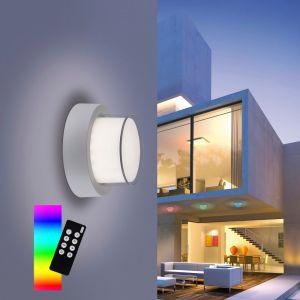Robuste LED Außenleuchte Q®-Erik, Smart Home ZigBee kompatibel