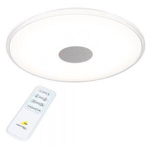 runde LED-Deckenleuchte 30W, D=42,5cm, mit CCT Farbwechsel und Fernbedienung