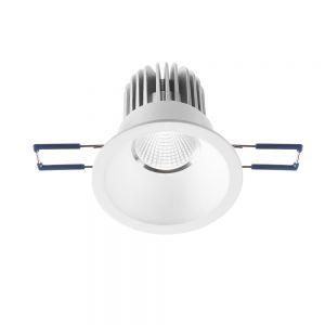 Runder LED-Einbaustrahler Sigma