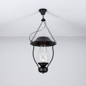 Rustikale Petroleumlampe Phare