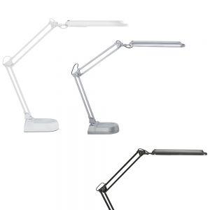 Schreibtischlampe mit Standfuß - 3 Farben
