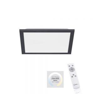 LED Deckenpanel, CCT, 30x30cm o. 45x45cm o. 120x30cm