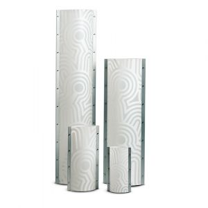 Slamp Designerleuchte Venti White Dekor - 2 Varianten