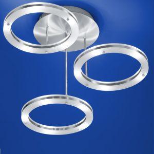 Smart Home B-Leuchten LED-Deckenleuchte Mica