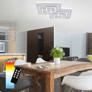 Smart Home LED Deckenleuchte Q®-Linea