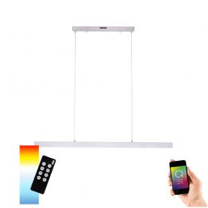 Smart Home LED Pendelleuchte Q®-Cora