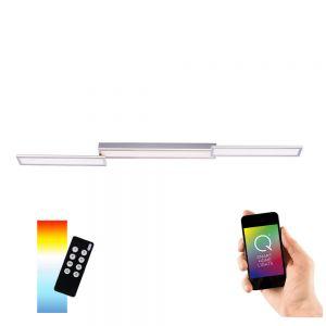 Smart Home LED-Deckenleuchte Q®-Rosa