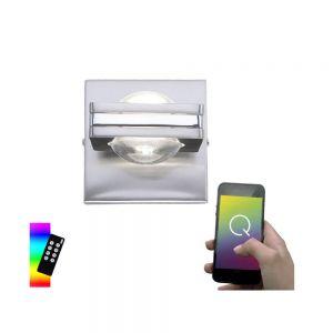 Smart Home Wandleuchte Q®-Fisheye