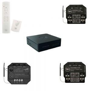 Smart Home 5 teiliges HomePilot® Paket von Rademacher