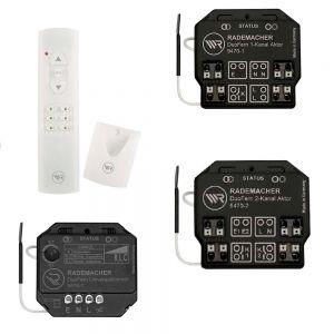 Smart Home 4 teil. Starterpaket HomePilot® Paket von Rademacher