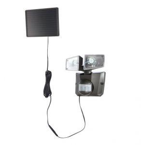Solar - LED - Sensor , IP44, 6500°K