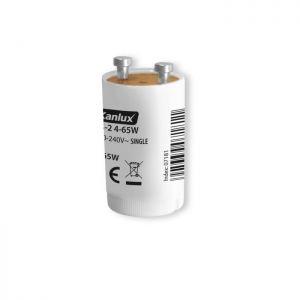 Starter für Leuchtstofflampen, 4 - 65 Watt