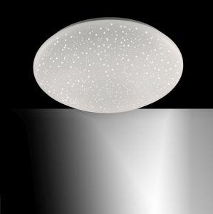 Sternenhimmel LED Deckenleuchte Ø 39cm -24Watt LED 1x 24 Watt, 39,00 cm