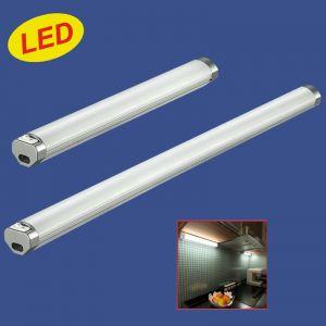 Strom sparende LED An- und Unterbauleuchte - in 3 Längen wählbar - inklusive High-Power-LED 4000K - mit Schalter