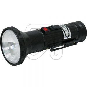 Taschenlampe inkl. Morse und Dauerlicht-Schalter