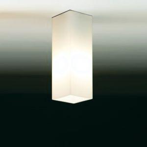 Top Light Deckenleuchte Quadro, Höhe 18cm, für 1x E27 Halolux 100W
